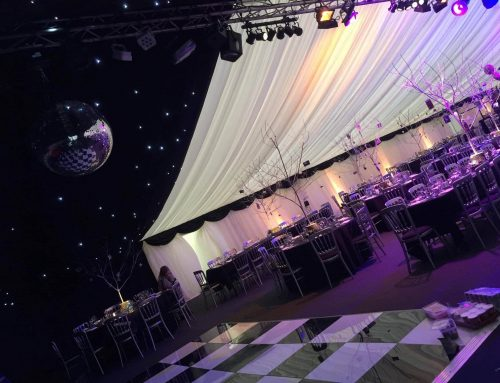 Peover Wedding Marquee