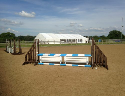 Somerford Park Sporting Event Marquees
