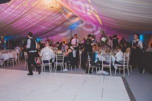 knutsford wedding marquee