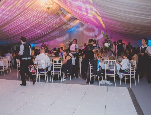 Knutsford Wedding Marquee